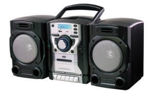 Silva Schneider φορητό ηχοσύστημα PCD555