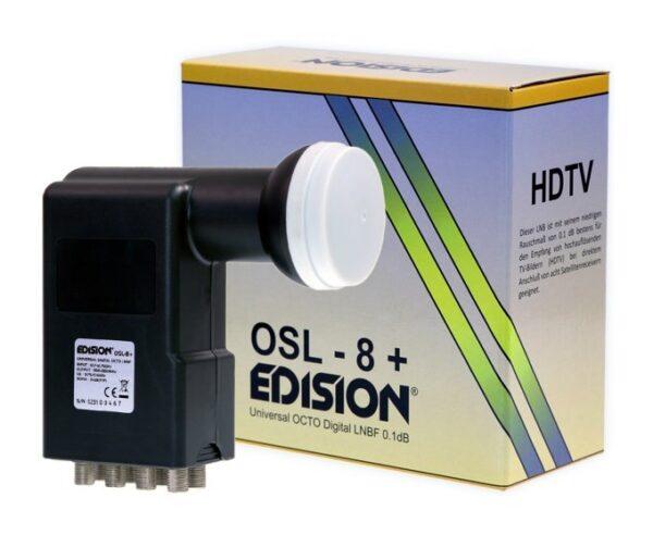 EDISION octo LNB OSL-8+