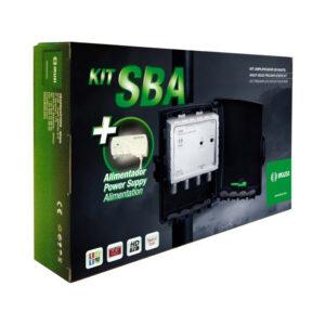 IKUSI σετ ενισχυτής-τροφοδοτικό JSBA210