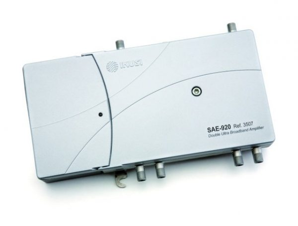 IKUSI ενισχυτής γραμμής SAE-920