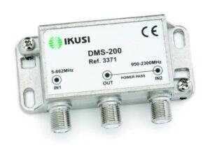 IKUSI μίκτης TV-SAT DMS-200