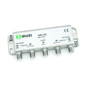 IKUSI μίκτης TV-SAT DMS-300