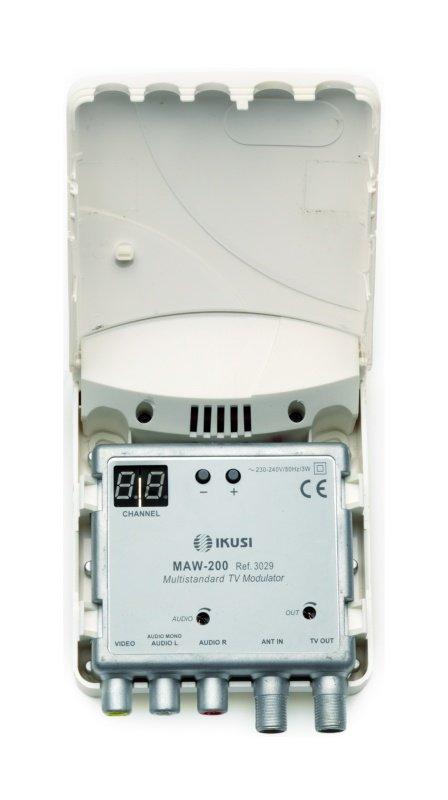 IKUSI MAW-200 DSB modulator