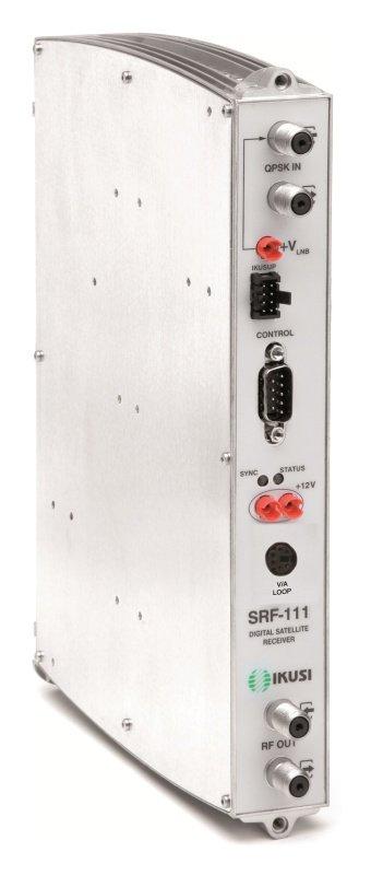 IKUSI DVB-S FTA δέκτης SRF-111