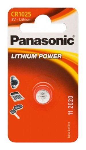 Panasonic CR1025 μπαταρία λιθίου 3V