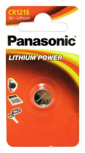 Panasonic CR1216 μπαταρία λιθίου 3V