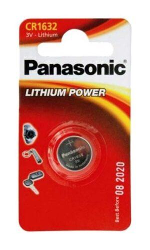 Panasonic CR1632 μπαταρία λιθίου 3V