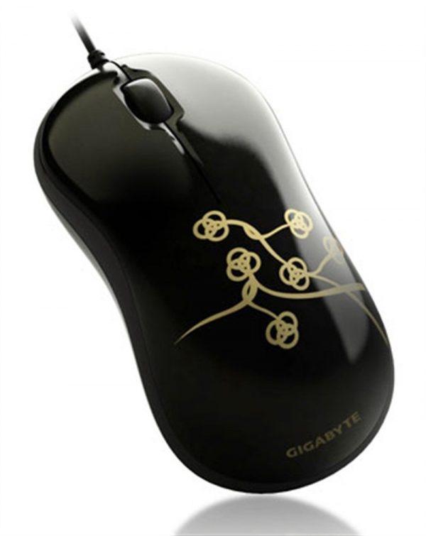 GIGABYTE ποντίκι μαύρο M5050S