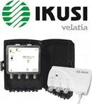 IKUSI σετ ενισχυτής-τροφοδοτικό JSBA202
