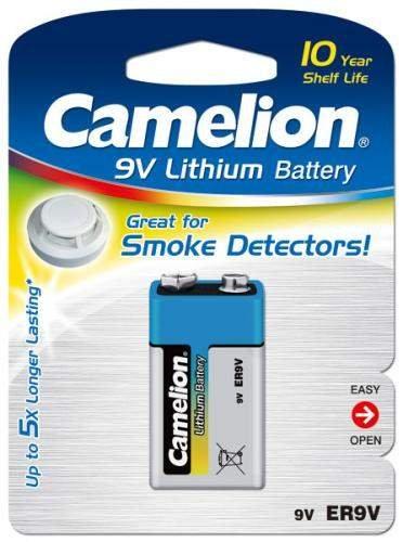 Camelion μπαταρία λιθίου 9V