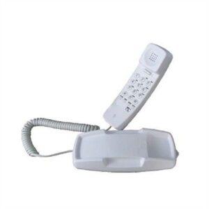 WiTech τηλέφωνο γόνδολα WT-1020 λευκό
