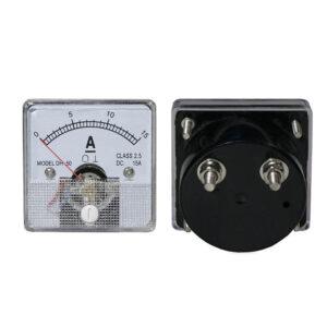 Αμπερόμετρο 15A DC Πίνακος 51X51mm