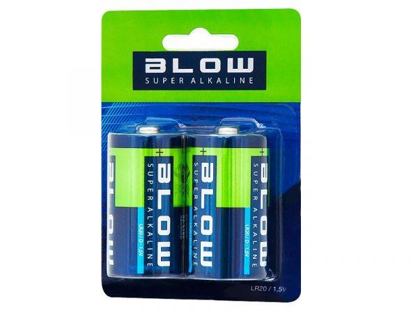 Μπαταρίες BLOW D/1.5V 2τμχ