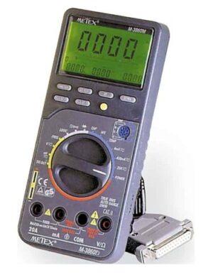 METEX ψηφιακό πολύμετρο M-3660D