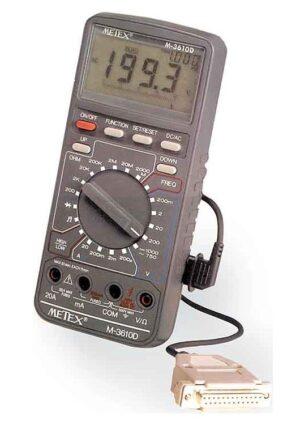 METEX ψηφιακό πολύμετρο M-3610D