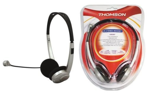 Thomson ακουστικά με μικρόφωνο A5E007